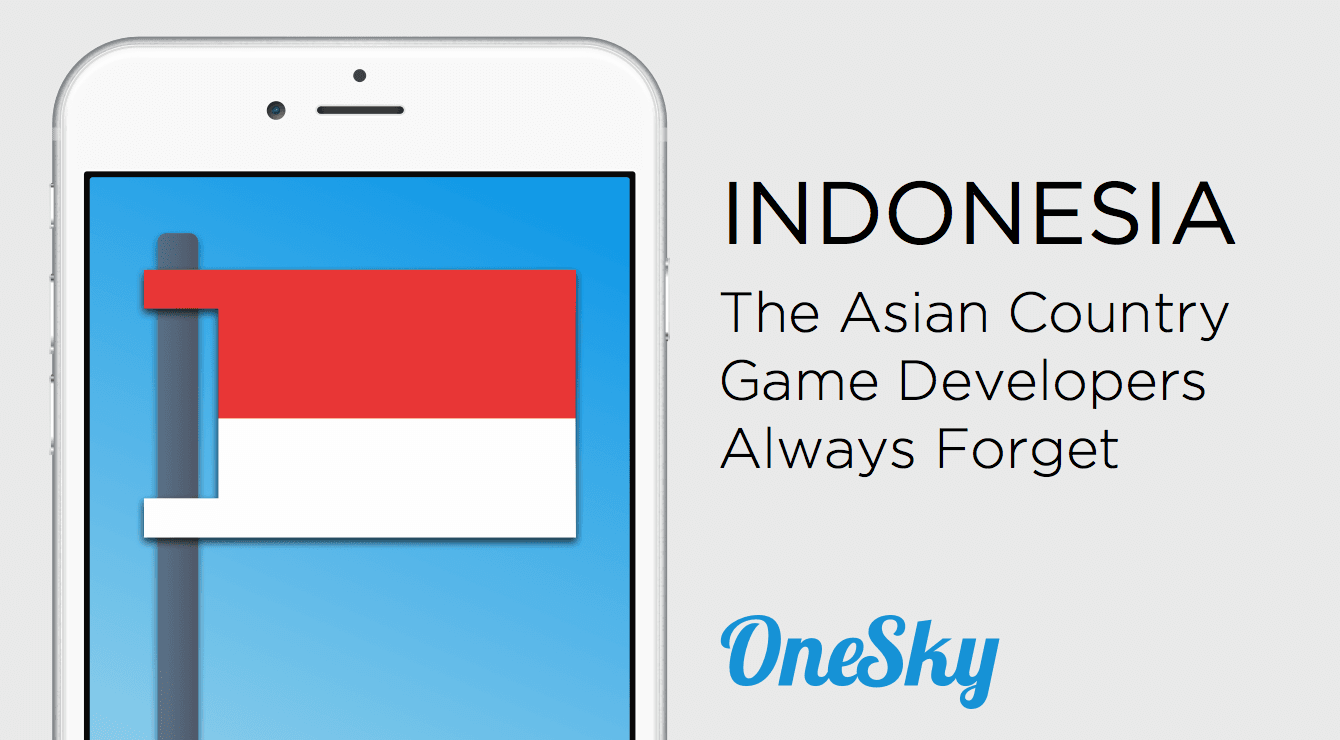 Indonesian mobile game market